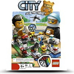 Games City Alarm 3865